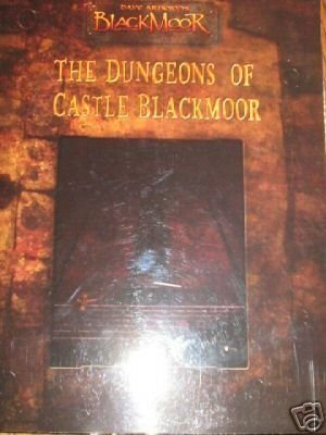 9780978576127: The Dungeons of Castle Blackmoor (Dave Arneson's Blackmoor)