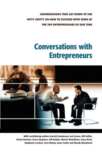 9780978580278: Conversations With Entrepreneurs