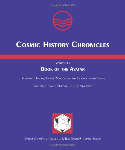 COSMIC HISTORY CHRONICLES, VOL.2: Book Of The Avatar