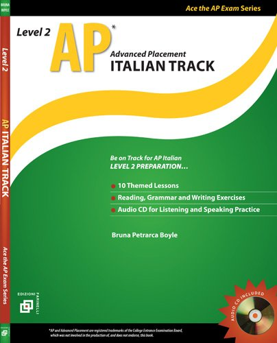 AP Italian Track Level 2 (Ace the: Bruna Petrarca Boyle