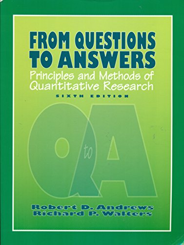FROM QUESTIONS TO ANSWERS-W/CD: RICHARD P. WALTERS,