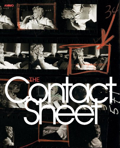 The Contact Sheet 9780978607692 The Contact Sheet offers an insightful look into the most iconic photographs of our times, revealing the rarely seen contact sheets from the original photo sessions. This compilation book showcases some of the most seminal photographers of our time, from Andre Kertesz to Andre Serrano, this collection shows the depth and breadth of their photographic process. When a famous photographer creates a noteworthy photograph, many images are taken before and after the moment are left unseen to anyone but the photographer himself. When the photographer creates an extraordinary or famous photograph, these unseen images take on even more importance. Examining the contact sheets from these original photographic sessions allows in depth insight into the subject matter, the photographic process, and often reveal a deeper story that has never been told. Over forty iconic photographs by world famous photographers are examined in detail in The Contact Sheet - complete with short interviews and background details on the sessions themselves. The Contact Sheet is a must have for any serious lover of fine photography.