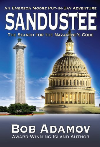 9780978618438: Sandustee: The Search for the Nazarene's Code (Emerson Moore)