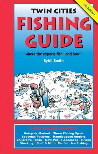 9780978625085: Twin Cities Fishing Guide: Where the Experts Fishand How!