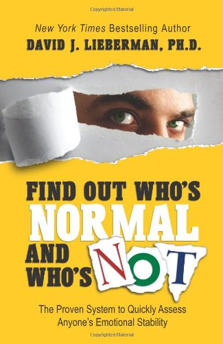 9780978631321: Find Out Who's Normal and Who's Not
