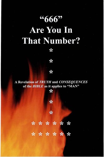 "9780978633905: """"666"" Are You In That Number?"" (""Religion & Spirituality:Christianity"")"