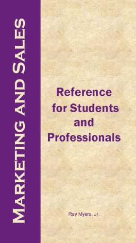Management And Sales: Reference For Students And Professionals