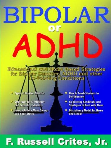 9780978637613: Bipolar or ADHD