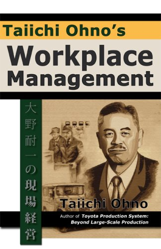 9780978638757: Taiichi Ohno's Workplace Management