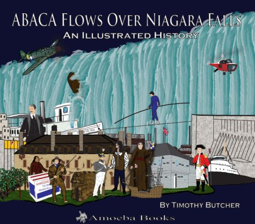 9780978647308: ABACA Flows Over Niagara Falls