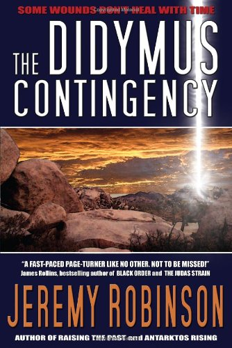 9780978655167: The Didymus Contingency: A Time Travel Thriller