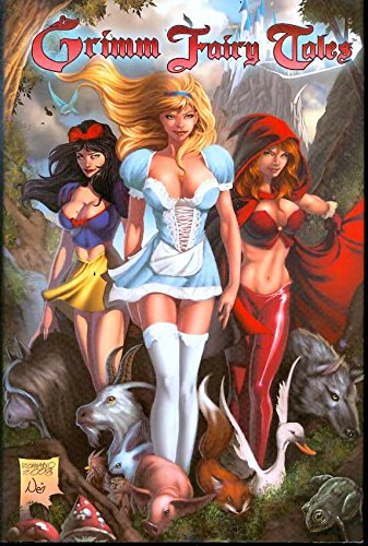 9780978687441: Grimm Fairy Tales Delux Edition