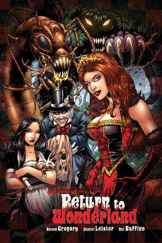 Return to Wonderland (Grimm Fairy Tales): Raven Gregory, Daniel
