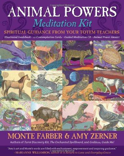 9780978696825: Animal Powers Meditation Kit: Spiritual Guidance from Your Totem Teachers