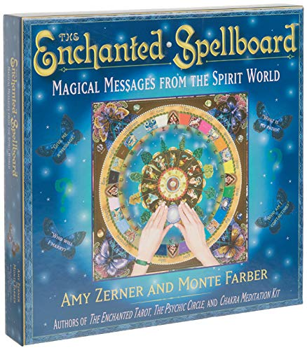 The Enchanted Spellboard: Magical Messages from the Spirit World: Zerner, Amy; Farber, Monte