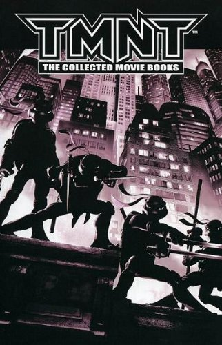 9780978702977: TMNT: The Collected Movie Books (July 2007)
