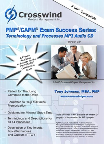 9780978703271: PMP Exam Success Series: Terminology and Processes MP3 Audio CD