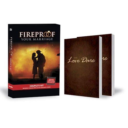 9780978715342: Love Dare & Couple's Study Bundle (Includes 2 Love Dare Books, a DVD & 2 Stud...