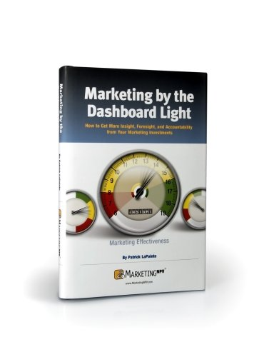 9780978721121: Marketing by the Dashboard Light