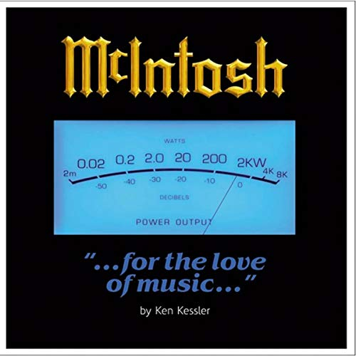 "McIntosh "". for the love of music."": Kessler, Ken"