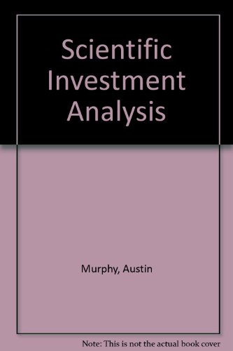 9780978734428: Scientific Investment Analysis