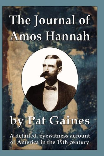9780978742157: The Journal of Amos Hannah