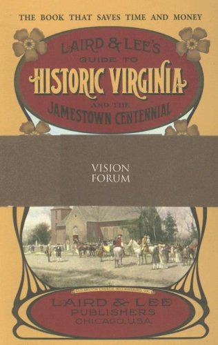 Laird & Lee's Guide to Historic Virginia: Laird & Lee