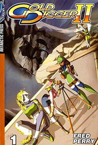 9780978772536: Gold Digger II Pocket Manga Volume 1 (Gold Digger Pocket Manga) (v. 1)