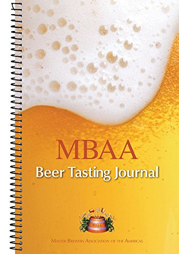 9780978772628: MBAA Beer Tasting Journal