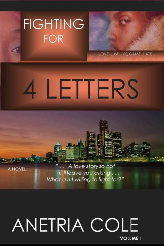 Fighting For 4letters: Anetria Cole