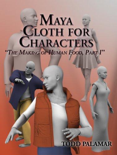 9780978780616: Maya Cloth for Characters