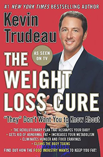 The Weight Loss Cure They Don't Want: Kevin Trudeau