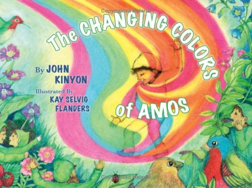 9780978786601: The Changing Colors of Amos