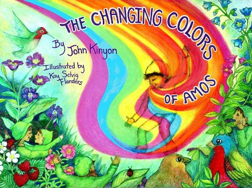 9780978786618: The Changing Colors of Amos