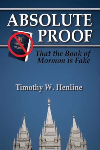 9780978791407: Absolute Proof