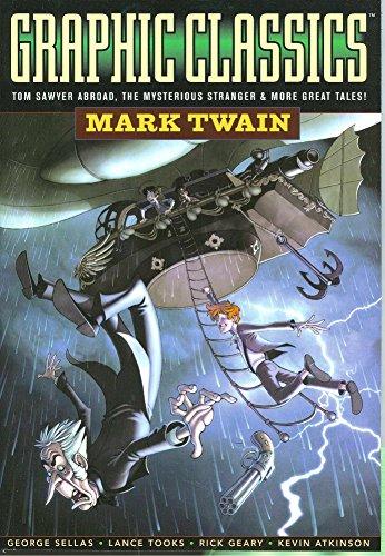 9780978791926: Graphic Classics Volume 8: Mark Twain - 2nd Edition (Graphic Classics - Eureka Productions)
