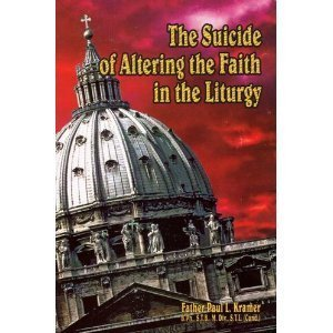 The Suicide of Altering the Faith in: father Paul L.