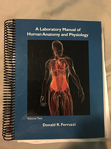 9780978796815: Human Anatomy and Physiology Lab Manual Vol 2 ...