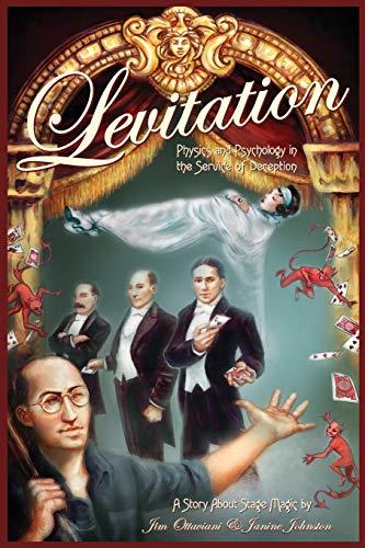 Levitation: Physics And Psychology In The Service: Ottaviani, Jim, Johnston,