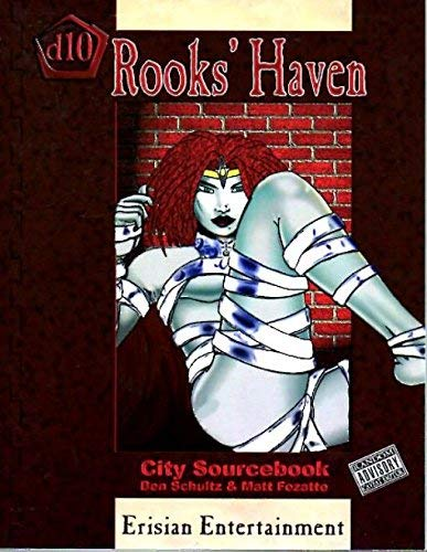9780978804718: Rooks' Haven (Lady's Rock D10 Campaign Supplement)