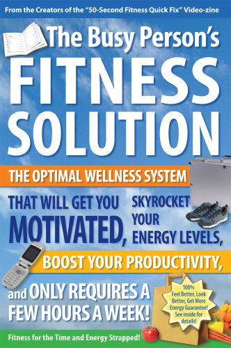 9780978812300: The Busy Person's Fitness Solution