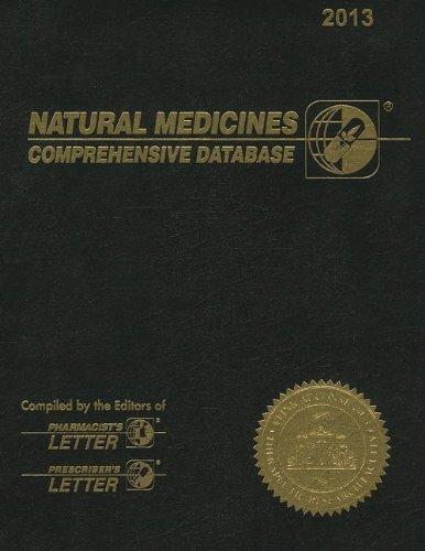 9780978820596: Natural Medicines 2013: Comprehensive Database