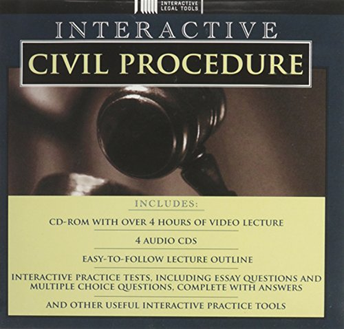 9780978833701: Interactive Civil Procedure (Interactive Legal Tools)