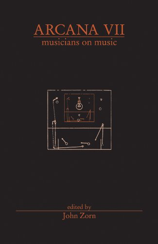 9780978833749: Arcana VII: Musicians on Music