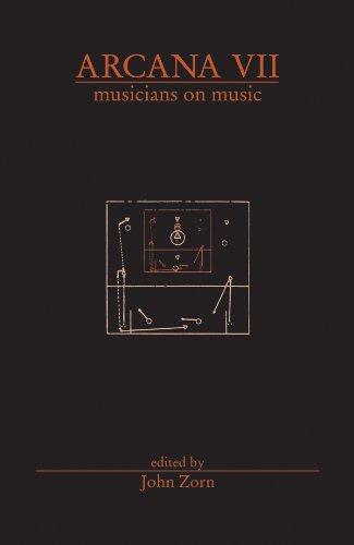 9780978833749: Arcana VII: Musicians on Music (Arcana Musicians on Music)