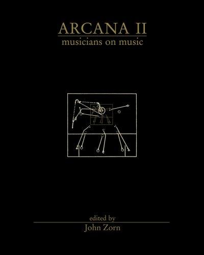 9780978833763: Arcana II: Musicians on Music