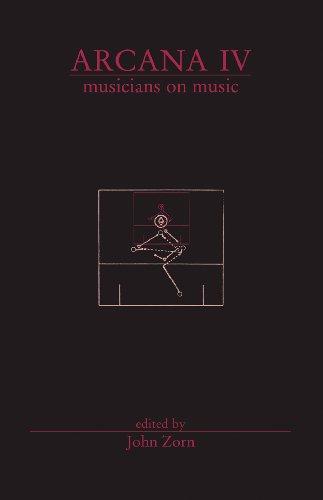 9780978833787: Arcana IV: Musicians on Music (Arcana Musicians on Music)