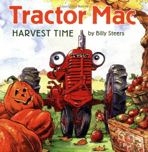 9780978849603: Tractor Mac Harvest Time