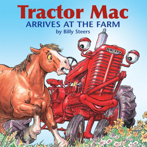 9780978849610: Tractor Mac Arrives at the Farm