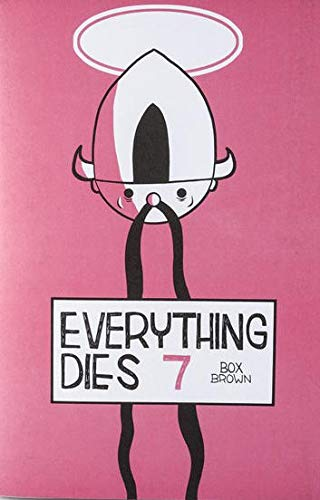 9780978866532: Everything Dies (Comix)